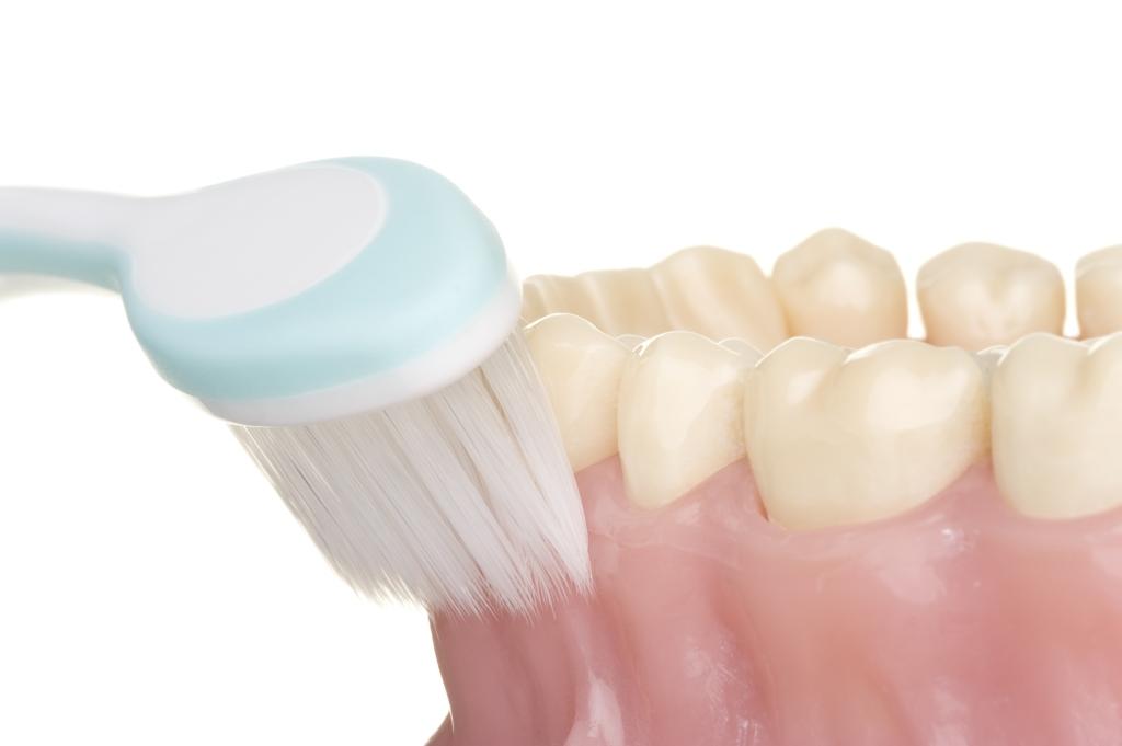 Higiene Bucal Escovação dentes