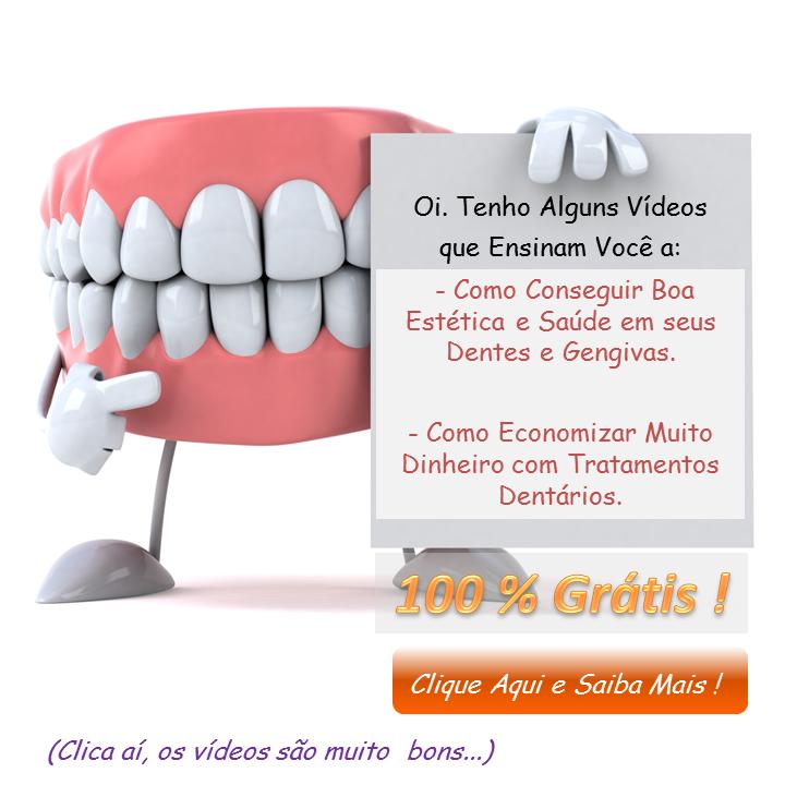 Série de Vídeos Saúde e Estética de Dentes
