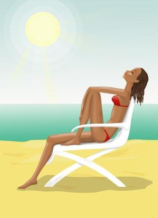 Tomar sol é bom?