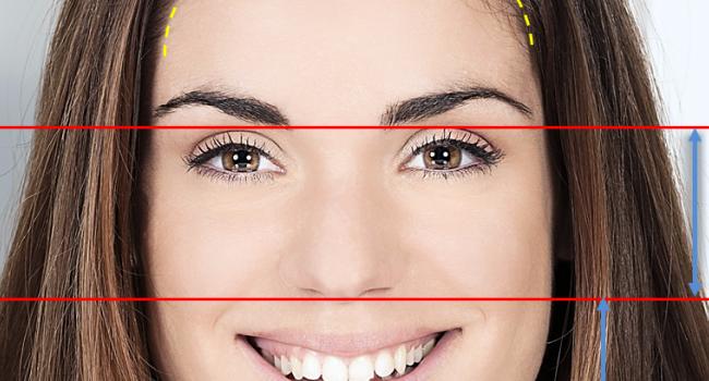Orofacial #56 – Estética do Rosto Feminino.  A Região da Testa na Beleza e Harmonia do Rosto: Um Detalhe Frequentemente Esquecido…